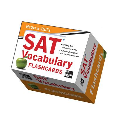 Mcgraw-hill's Sat Vocabulary Flashcards By Anestis, Mark/ Black, Christopher